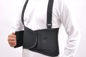 Adjustable-suspender-back-lumbar-support-spinal-belt
